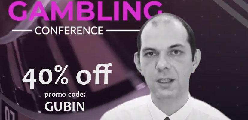 40% скидка на билеты Georgia Gambling Conference 2021